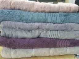 Махровые полотенца, плотность 280-750г\м .100% хлопок - фото 3