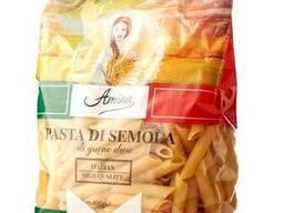 Макароны из твердых сортов пшеницы / Pasta from durum wheat