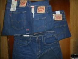 Мужские джинсы 33 пары оптом - фото 3