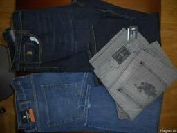 Мужские джинсы 33 пары оптом - фото 4
