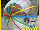 Zorb Ball Bubble Soccer Human Hamster Water Walking Roller - photo 3