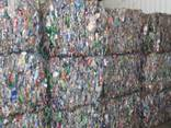 100% Clear Recycled Plastic Scraps - photo 3