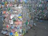 100% Clear Recycled Plastic Scraps - photo 4