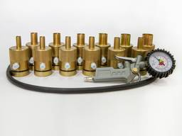 12 nozzles for shock absorber repair. Standart class