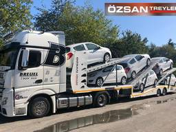 2 axle 6 Car carrier Semi-trailer new
