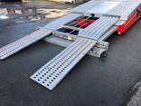 2 axle 6 Car carrier Semi-trailer new - photo 4