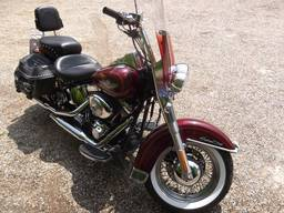 2003 harley davidson flstci heritage Classic Injected
