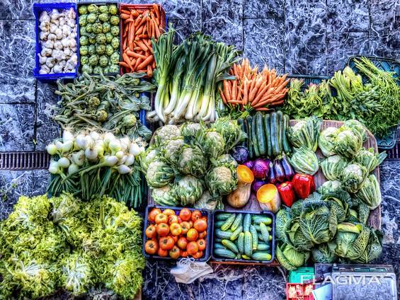 Fruits Vegetables Beans from Sunshine Uzbekistan!