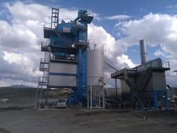 Б/У Асфальтный завод Benninghoven ECO- 320 т/ч, 2013 г