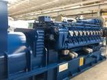 Б/У газовый двигатель MWM TCG 2020 V20, 2000 Квт, 2012 г. в. - photo 1