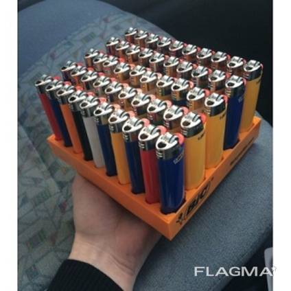 Big bic lighters/ Gas Lighters/ Refillable Bic Lighters J25