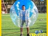 Bumper Ball Zorb Football Bubble Suit Body Zorbing LoopyBall - photo 2