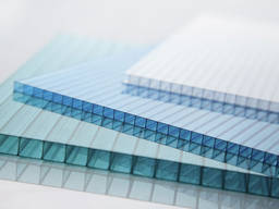 Cellular, monolithic and profiled polycarbonate