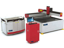 Good quality water jet cutting machine in China