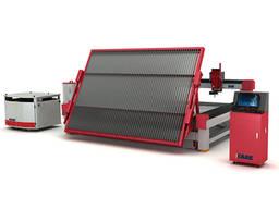 Water jet glass cnc cutting machine