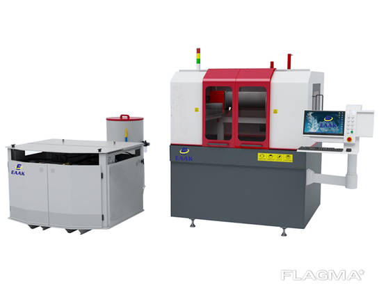 CNC waterjet cutter machine for cutting glass metal stone