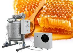 Creaming honey machine / Vacuum honey creamer