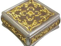 Decorative carved box #2