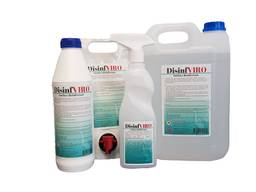 Disinfectant for surfaces DisinfViro