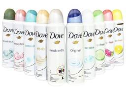 Dove Deodorant Body Spray Export Ready