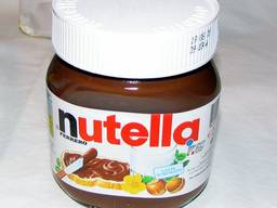 Ferrero Nutella Chocolate 15g, 25g, 350, 400g, 600g, 750, 1k