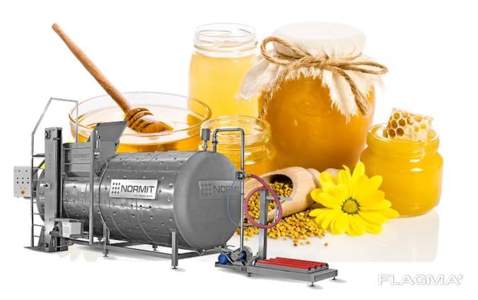 Honey production line / Honey homogenizer machine