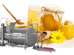 Honey production line / Honey homogenizer machine