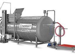 Honey production line / Honey homogenizer machine - photo 2