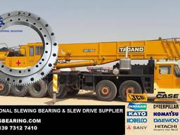 JCB JS220 excavator turntable bearings - photo 3