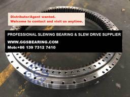 JCB JS220 excavator turntable bearings - photo 5