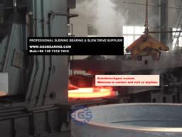 JCB JS220 excavator turntable bearings - photo 6
