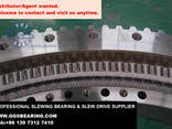 Linkbelt excavator slewing bearing - photo 3