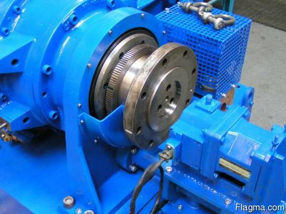 Equipment for the repair of gas-turbine engines for compress