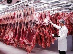Мясо говядины боранина