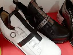 Продам обувь лот оптом натуральная кожа осень зима - photo 5