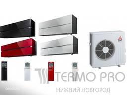 Согреем ваш дом в холодное время. Тепловые насосы и кондиционеры. Т.55984747