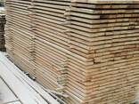 Timber from pine. Wood materials. lumber from the manufactur - photo 2