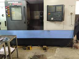 "Turning center doosan ""puma 1500 sy"", used"