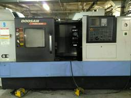 "Turning center doosan ""puma 240 mc"", used"