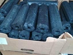 Уголь из брикетов Pini Kai