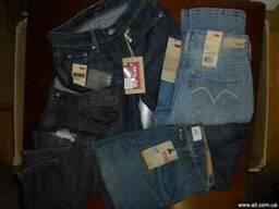 Женские джинсы Levi's оптом из США