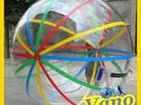 Zorb Ball Bubble Soccer Human Hamster Water Walking Roller - photo 3